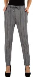 Dámske štýlové nohavice Q6691