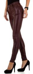 Dámske štýlové nohavice Q7141