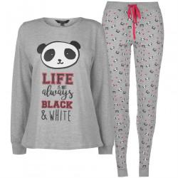 Dámske štýlové pyžamo Miso H8548