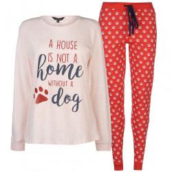 Dámske štýlové pyžamo Miso H8550