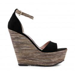 Dámske štýlové sandále Paris Hilton L3077
