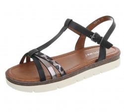 Dámske štýlové sandále Q2139