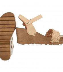Dámske štýlové sandále Q3931 #1