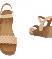 Dámske štýlové sandále Q3931 #2