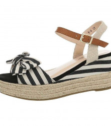 Dámske štýlové sandále Q3934