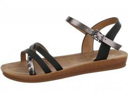 Dámske štýlové sandále Q4373