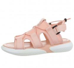 Dámske štýlové sandále Q4672