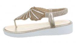 Dámske štýlové sandále Q5571