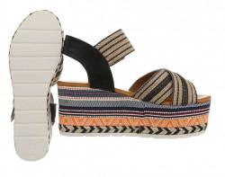 Dámske štýlové sandále Q5870 #1