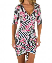 Dámske štýlové šaty Emma   Ashley Q2697 71152d46814