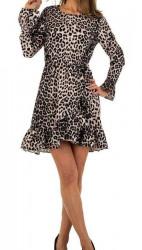 Dámske štýlové šaty Emmash Paris Q4525