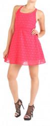 Dámske štýlové šaty Fresh Made W0500