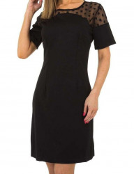 Dámske štýlové šaty JCL Q3952