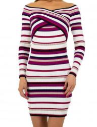Dámske štýlové šaty JCL Q3955