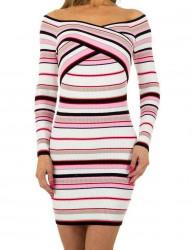 Dámske štýlové šaty JCL Q3956
