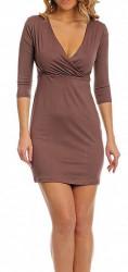 Dámske štýlové šaty N0264