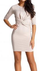 Dámske štýlové šaty N0266