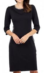 Dámske štýlové šaty N0294