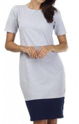 Dámske štýlové šaty N0349