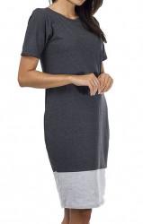 Dámske štýlové šaty N0350