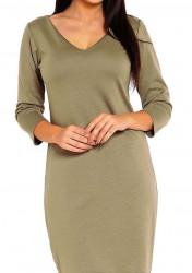 Dámske štýlové šaty N0372