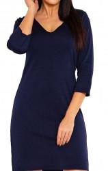 Dámske štýlové šaty N0373