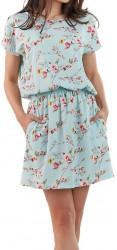 Dámske štýlové šaty N0855
