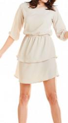 Dámske štýlové šaty N1144