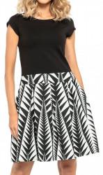 Dámske štýlové šaty N1170