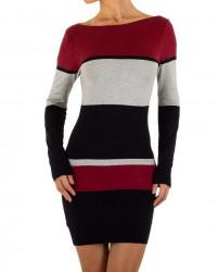Dámske štýlové šaty Q2790