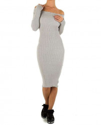 Dámske štýlové šaty Q2793