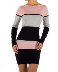 Dámske štýlové šaty Q2794