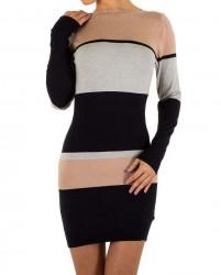 Dámske štýlové šaty Q2795