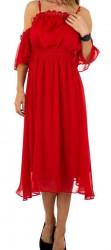 Dámske štýlové šaty Q5456