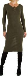 Dámske štýlové šaty Q6725