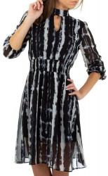 Dámske štýlové šaty Q6942