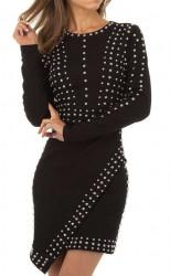 Dámske štýlové šaty Q7016