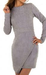 Dámske štýlové šaty Q7017