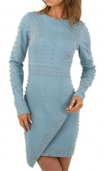 Dámske štýlové šaty Q7018
