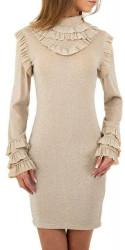 Dámske štýlové šaty Q7178