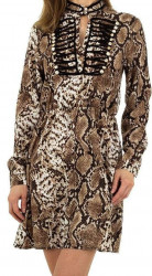 Dámske štýlové šaty SHK Paris Q4511
