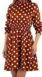 Dámske štýlové šaty SHK Paris Q4512