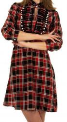Dámske štýlové šaty SHK Paris Q4514