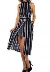 Dámske štýlové šaty Voyelles Q6125