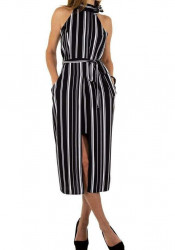 Dámske štýlové šaty Voyelles Q6130