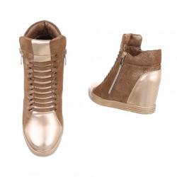 Dámske štýlové sneakersky Damen Q2324 #2