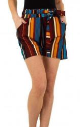Dámske štýlové šortky Q4737