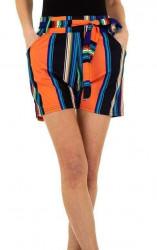 Dámske štýlové šortky Q4744