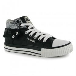 Dámske štýlové topánky British Knights H2383