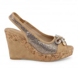 Dámske štýlové topánky Laura Biagiotti L3033